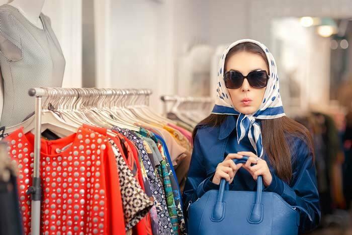 Shopaholic på avvenning!